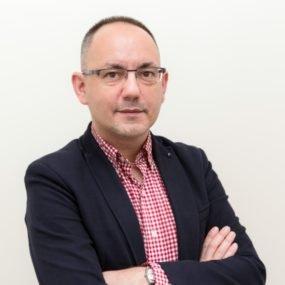 dr hab. n. med. Marcin Siwek, prof. UJ