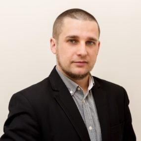 mgr Karol Michalski